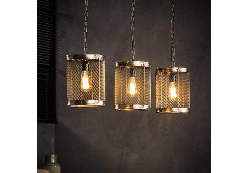 Industriële hanglamp Nitra 3-lichts