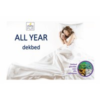 All year dekbed Davik 200 * 200
