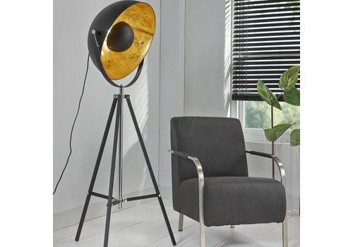 Moderne Vloerlamp Goudkust