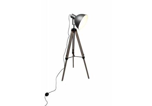 Industriële vloerlamp Spotter