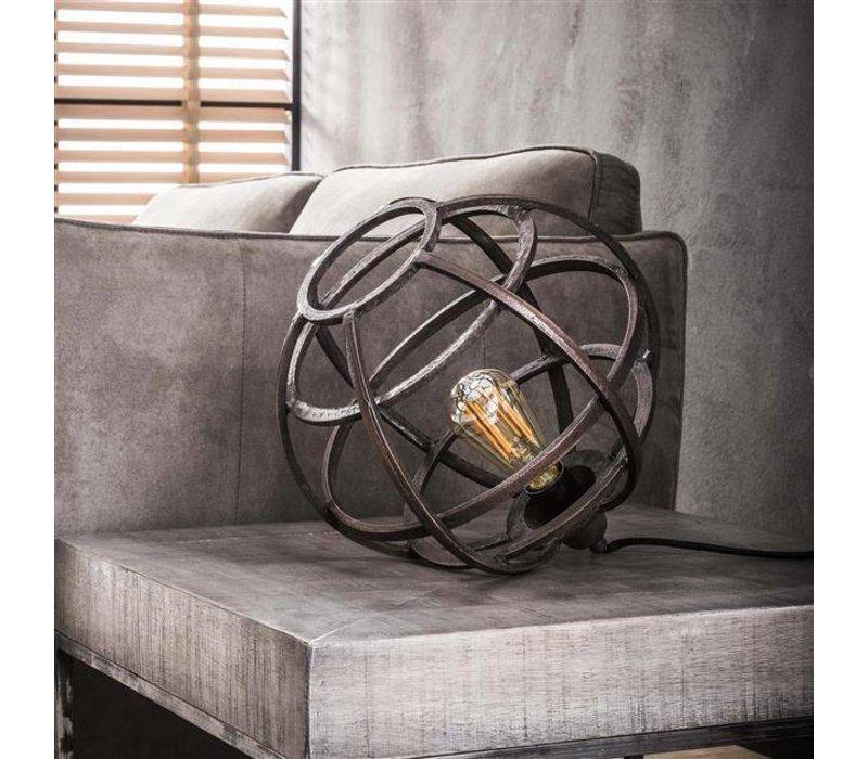 Tafellamp Ø33 globe