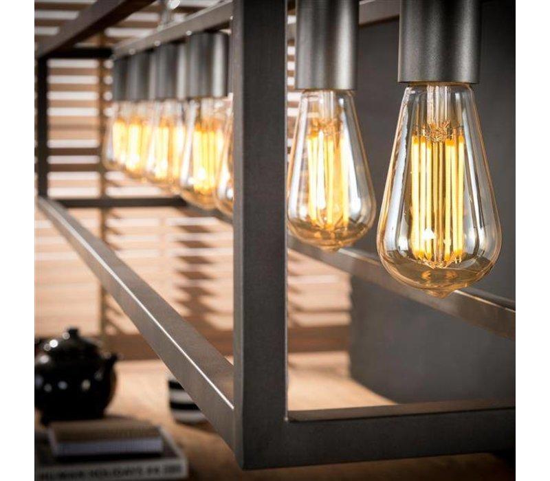 Industriële Hanglamp Harris 7 Lampen
