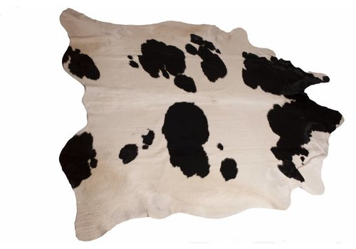 Cow Skin Black-White