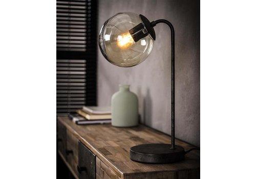 Tafellamp ronde bol