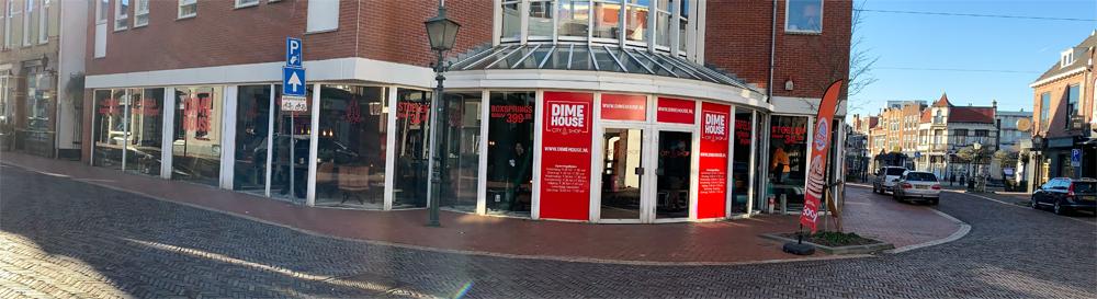 Dimehouse City Shop Bussum