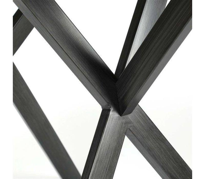 Eetkamertafel Rond X - 120 cm