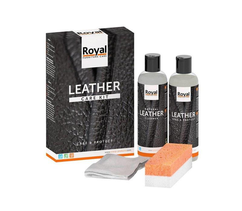 Leder care kit 2 x 150 ML