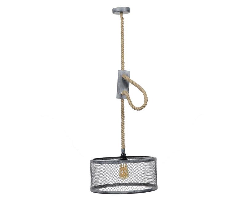 Industriële Hanglamp Kiki 1 x Ø 40 cm