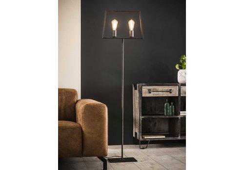 Industriële vloerlamp Walt