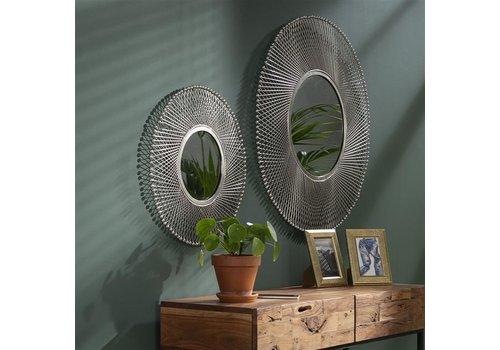 Spiegel rond Lola 80 cm