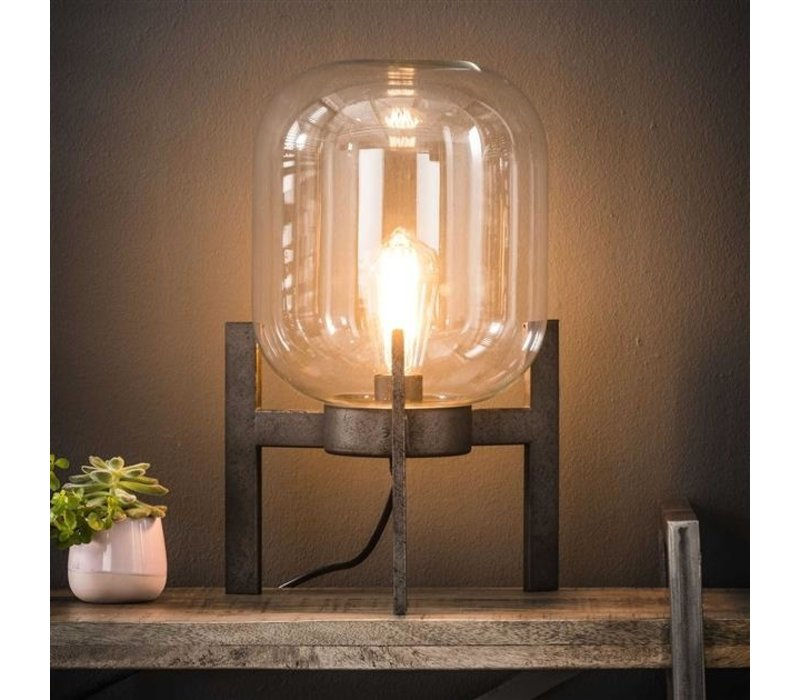Industriële tafellamp Silica
