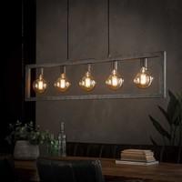 Industriele hanglamp Steph - 5 Lichts
