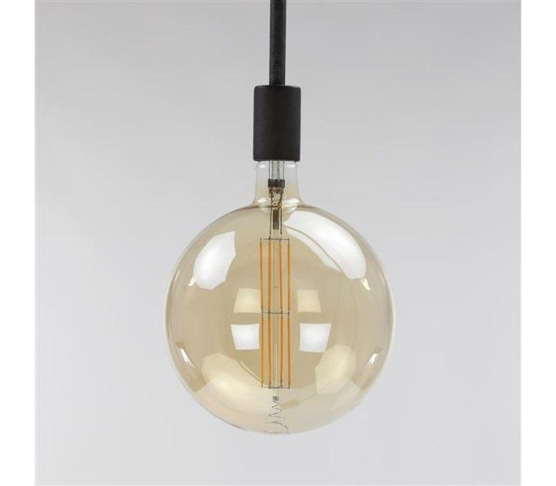 Lichtbron LED filament bol Ø 20