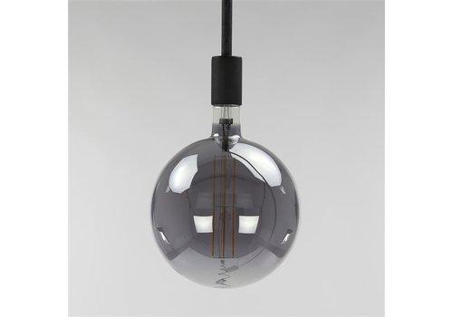 Lichtbron LED filament bol Ø 20 Smoke Grey