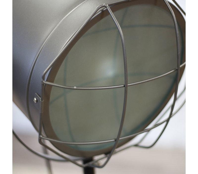 Industriële vloerlamp Daxon