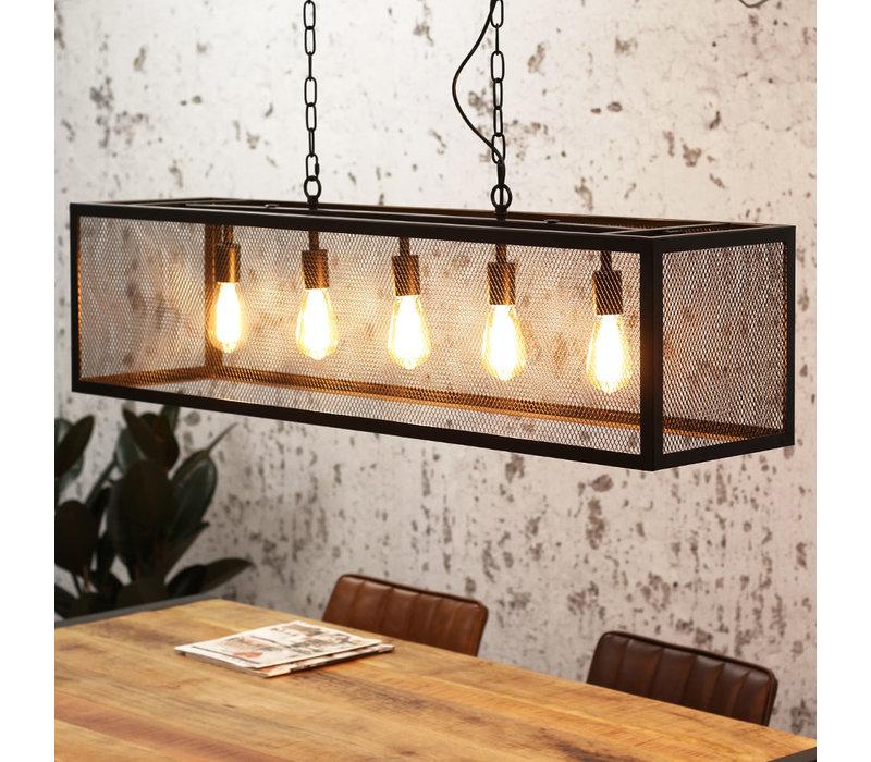 Industriële hanglamp Sucre 5L
