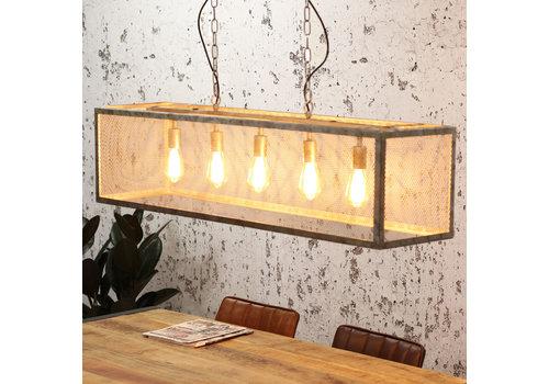 Industriële hanglamp Brighton 5L