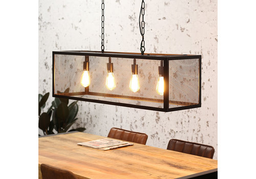 Industriële hanglamp Sucre 4L
