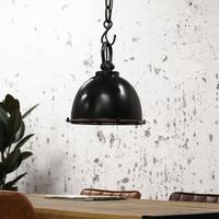 Industriële hanglamp Pierre 35 cm koper