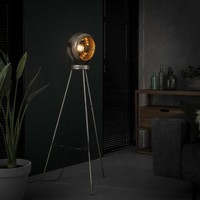 Industriële vloerlamp Bame