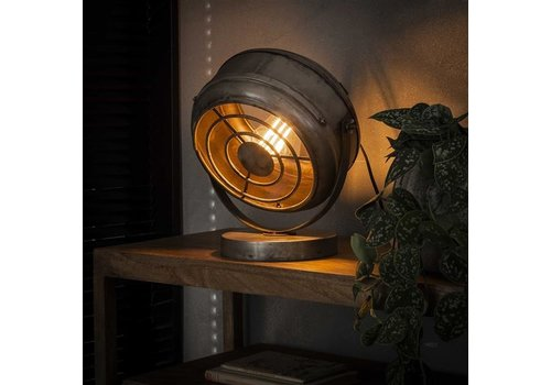 Industriele tafellamp Bame