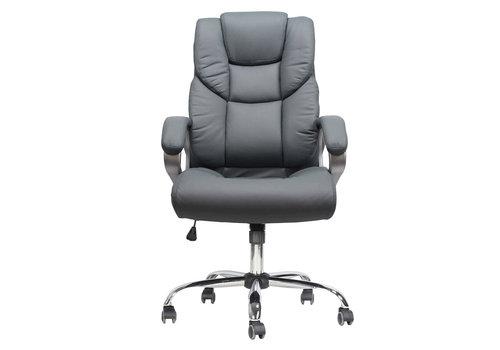 Moderne bureaustoel Dave grijs