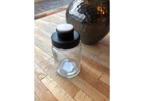 Kolony Glazen pot waxinelicht