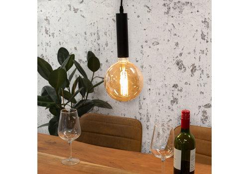 Industriële hanglamp Lewis Goud