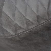 Industriële barkruk Juno Antraciet