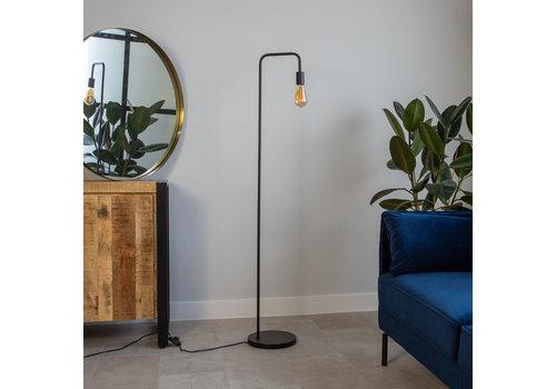 Industriële vloerlamp Cali U-vormige buis