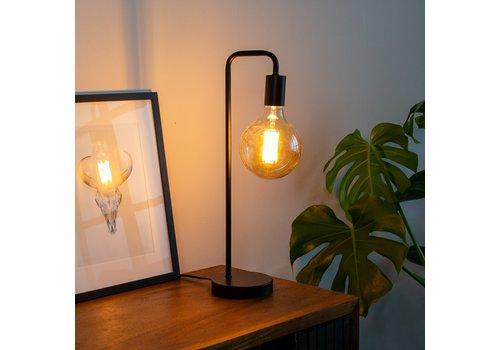 Industriële tafellamp Cali U-vormige buis