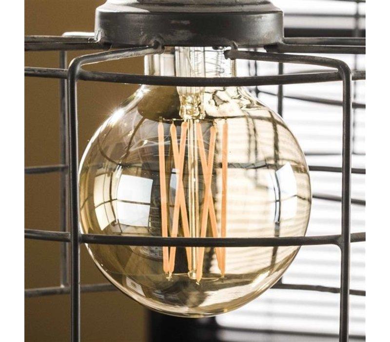 Lichtbron LED filament Bol Ø9,5