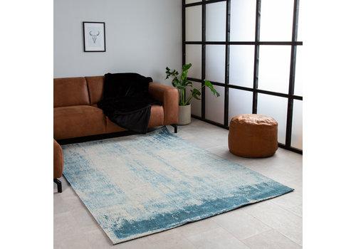 Vloerkleed Blauw Juul 160x230 cm