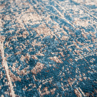 Vloerkleed Blauw Grijs Juul 160x230 cm