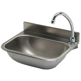 Handwaschbecken mit Kniebedienung ∙ 380 x 290mm