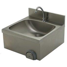 Handwaschbecken mit Kniebedienung ∙ 500 x 500 x 235 mm