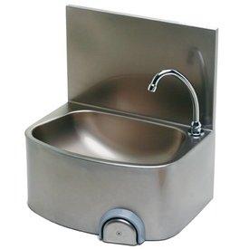 Handwaschbecken mit Kniebedienung ∙ 480 x 360 x 520 mm