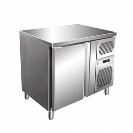 GGG Tiefkühltisch Serie MAISTER minus 1 Tür 110 Liter