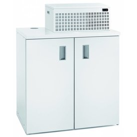 GGG Fassvorkühler für 2 x 2 50 L / 2 x 4 30 L Fässer mit Monoblock Kühlanlage