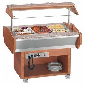 GGG Gastro Buffet HOT GN 3/1 -  ohne Behälter