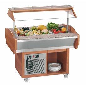 Gastro Buffet Salatbar GN 3/1 - ohne Behälter
