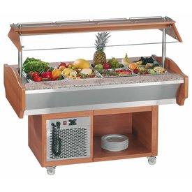 Gastro Buffet Salatbar GN 4/1 - ohne Behälter
