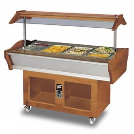 Gastro Buffet HOT GN 4/1 - ohne Behälter