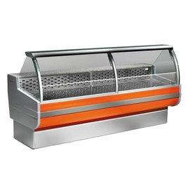 Kühltheke mit statische Kühlung / 1500 x 895 x 1230 mm