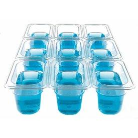 Gastronomiebehälter Kunststoff 1/9  176 x 108 x   65 mm