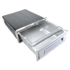 Ausklopfschale Espressomaschinen Unterbau, Abmessungen: 410x440x200H mm