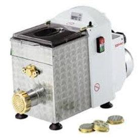 Pasta-Maschine zum Kneten und Ausrollen von verschiedenen Pastasorten Maße 260 x 600 x 380/560 mm