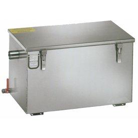 GGG Kompakter Fettabscheider  Schlammfang: 16 Liter Fettabscheideraum: 44 Liter