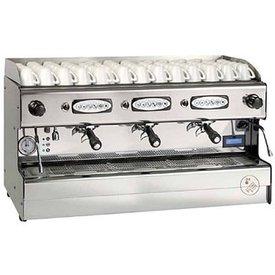Espressomaschine 3-gruppig