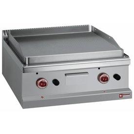 Diamond  Gas Grillplatte glatt -Top- Tischgerät